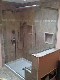 Ny Shower Door Absolute Glass Shower Doors With Header Yorktown Heights N Y