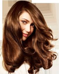 hairstyles for thick hair and heart face warm mocha brown hair color for long hairstyles with side bangs