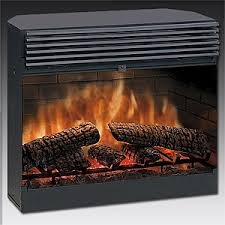 Realistic Electric Fireplace Insert by Dimplex 30