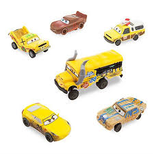 cars characters yellow cars 3 toys popsugar moms