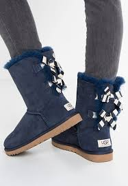ugg bailey bow navy blue sale ugg sale ugg login shop get high quality
