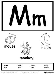 words starting with letter m myteachingstation com