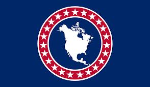 Blue Flag Stars In Circle Nafta North American Union Flag Album On Imgur