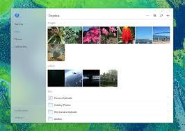 dropbox windows dropbox now available on windows 10 s dropbox