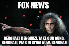 Benghazi Meme - fox news on memegen