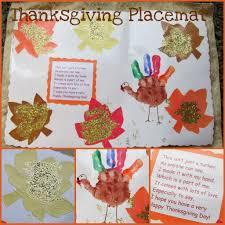 thanksgiving turkey handprint craft turkey hand print placemat