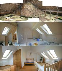 attic conversion before and after on bccbadbab on home design