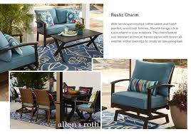 Shop Outdoor Furniture by Shop The Atworth Patio Collection On Lowes Com