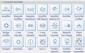 control electrical diagram symbols symbols free download
