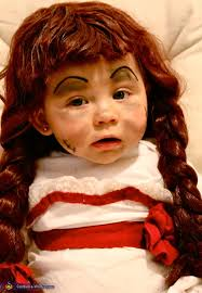 annabelle costume annabelle doll baby costume photo 3 5