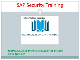 sap tutorial ppt ppt the best sap security online training sap security tutorial