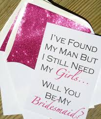 bridesmaids invitations how to choose bridesmaids without offending many the