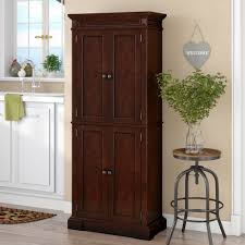 real wood kitchen pantry cabinet august grove collette 72 kitchen pantry reviews wayfair