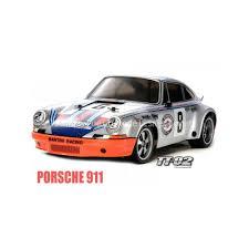 tamiya porsche 911 porsche 911 carrera rs tt02 58571 tamiya rueil modelisme