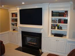 Fireplace Side Cabinets by Built Ins U0026 Bookcases Continued Mitre Contracting Inc