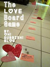 Valentine S Day Gift Ideas For Her Pinterest The Love Board Game Valentine Game For Couples Valentine Day