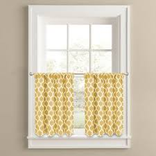 Yellow Kitchen Curtains Valances Buy Yellow Kitchen Curtains Valances From Bed Bath Beyond