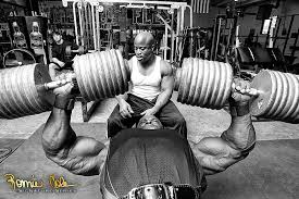Ronnie Coleman Bench Ronnie Coleman Bodybuilding Motivation Madeofmuscle Net