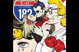 california photo album d interviewed the artist blink 182 s new album