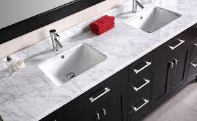 Kitchen Sink Countertop Bathroom Vanity Tops Diy Solution For Bath Counters