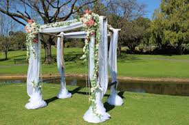 wedding arches adelaide arbors arches