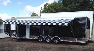 Enclosed Trailer Awning For Sale Cargo Trailer Awning Schwep
