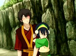 Toph Blind Cartoon Network Out Of Roleplay Toph And Zuko Cinema Tv
