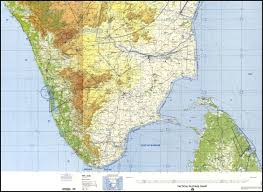eastern and western ghats southern western ghats elevation with 30 meter srtm ian lockwood