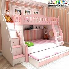 Princess Bunk Bed With Slide Bed With Slide Bunk Beds With Slide For