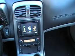 c6 corvette stereo upgrade 07 covette avic 920bt install