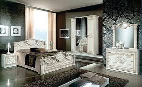 chambre baroque chambre à coucher baroque idée de décoration kreabel