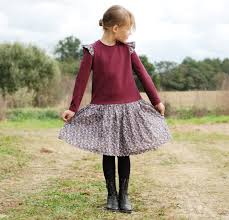 girls ruffle dress girls clothes girls dress tunic dress toddler