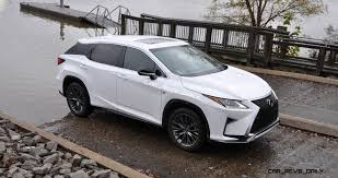 lexus rx model year changes exclusive animated renderings 2017 lexus rx l is lwb 7 seat variant