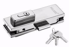 patch fitting glass door fulaisi aluminum glass door lock patch fittings bottom patch key