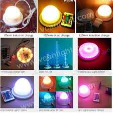 wholesale led under table lights 6 pcs dhl free shipping super bright 38leds rgbw waterproof