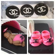 chanel baby shower cakes by virgo baby shower gallery