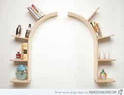 Decorative Shelves For Walls Intersecting Wall Shelf Decorative Home Decor Shelves Squares Wood