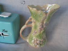 Mccoy Vase Value Vintage Mccoy Vase Blue Ebay