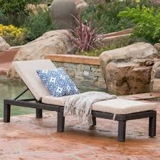 Adirondack Chaise Lounge Outdoor Lounge Chairs