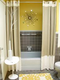 Bathroom Shower Curtain Decorating Ideas 13 Ways To Create A Vibrant And Cheerful Room Hgtv