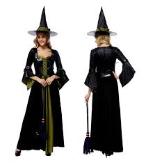 scary halloween costumes for women classic witch plus size costume 01734 fancy dress ball 78
