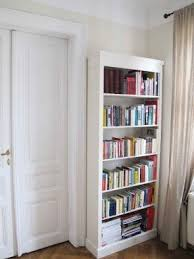 Wall Bookcases With Doors Wooden Bookcases With Doors Foter