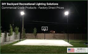 diy solar flood light lighting how to install landscape flood lights how to install