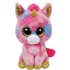 amazon ty beanie boo plush stuffed animal fantasia multi