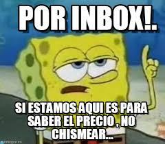Inbox Meme - por inbox on memegen