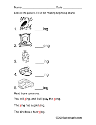 sh ch th independent activity phonic worksheets by ptaylor