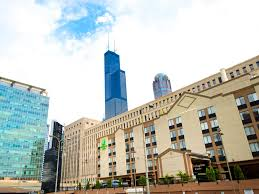 Map Downtown Chicago by Holiday Inn Hotel U0026 Suites Chicago Downtown Hotel By Ihg