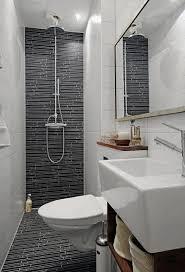 Free Bathroom Makeover - bathroom makeovers brown finish varnished wooden frame glass
