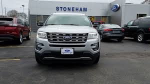 turn off interior lights ford explorer 2016 2016 used ford explorer 4wd 4dr xlt at stoneham ford serving