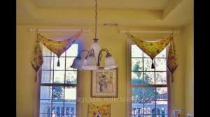 valances swags window coverings window coverings and slipcovers by